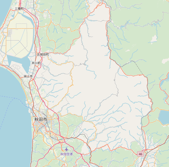 Mapnik ScreenShot