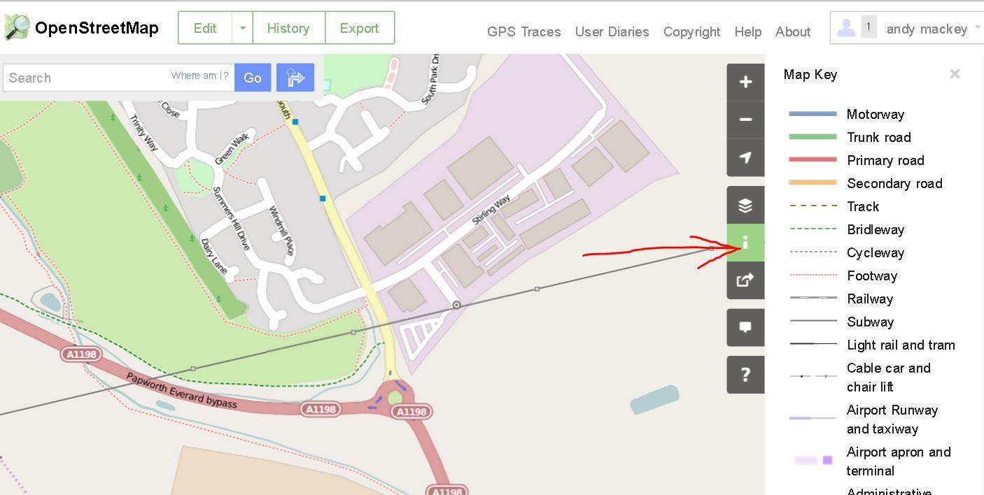 Legend On Maps Osm Help