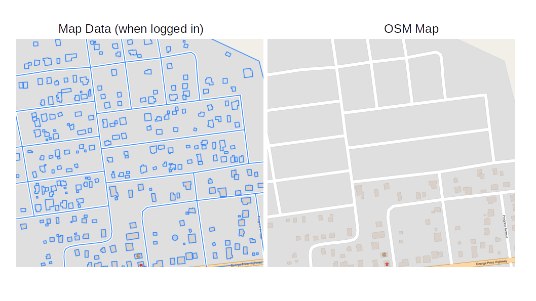Updating time for edits - OSM Help