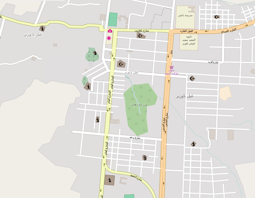 osm map